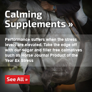 Sugar Free Horse Calming Supplements